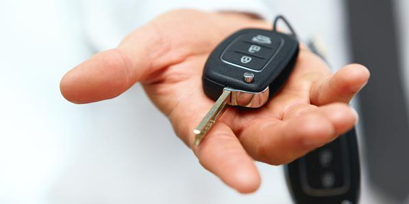car-key-in-hand