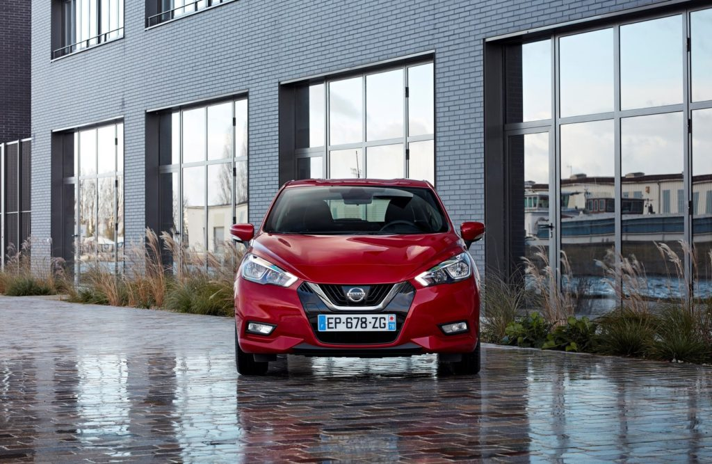 Nissan Micra - Passion Red