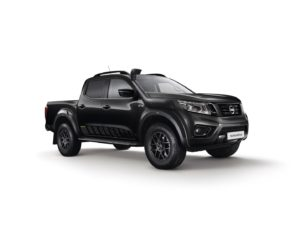 Nissan Navara N-Guard OFF-ROADER AT32 (RHD)