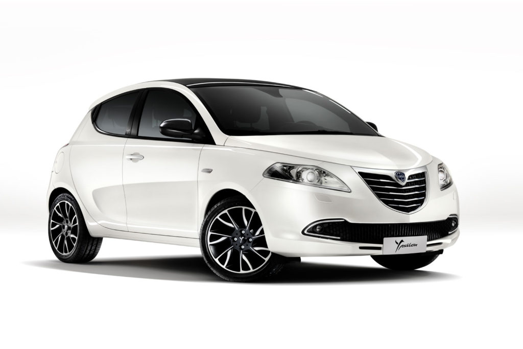 lancia-ypsilon seconda serie restyling