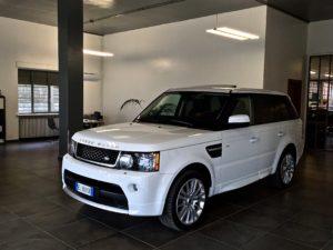 Land Rover usata Torino