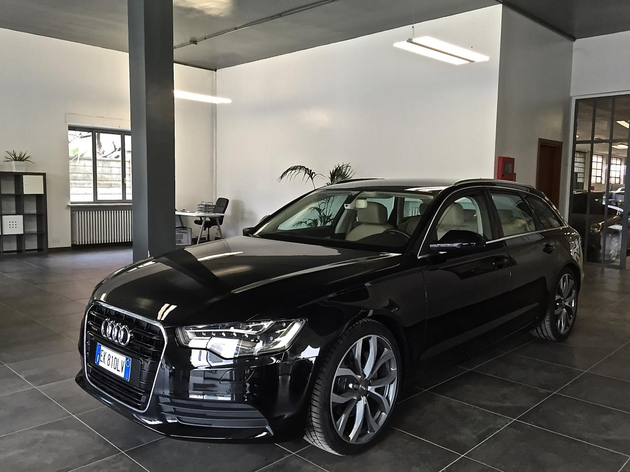 auto usate Audi Torino