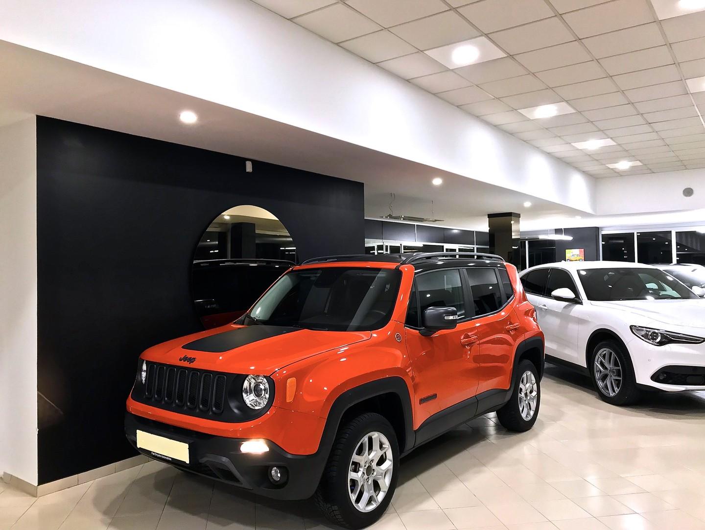 auto usate Jeep