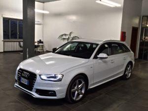 Audi usata Bianca
