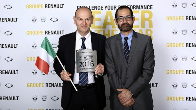 miglior concessionario d'Italia | Messa T