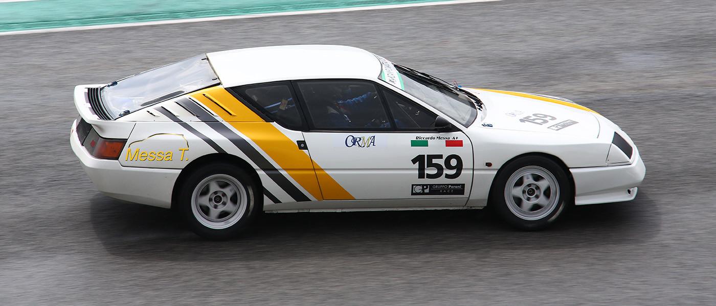 Renault Alpine | Gara Riccardo Messa | Concessionaria Messa T.