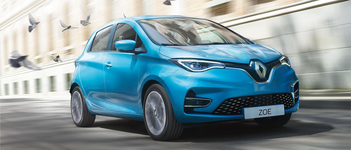 Nuova Renault Zoe | Auto Elettriche | Concessionaria Messa T.