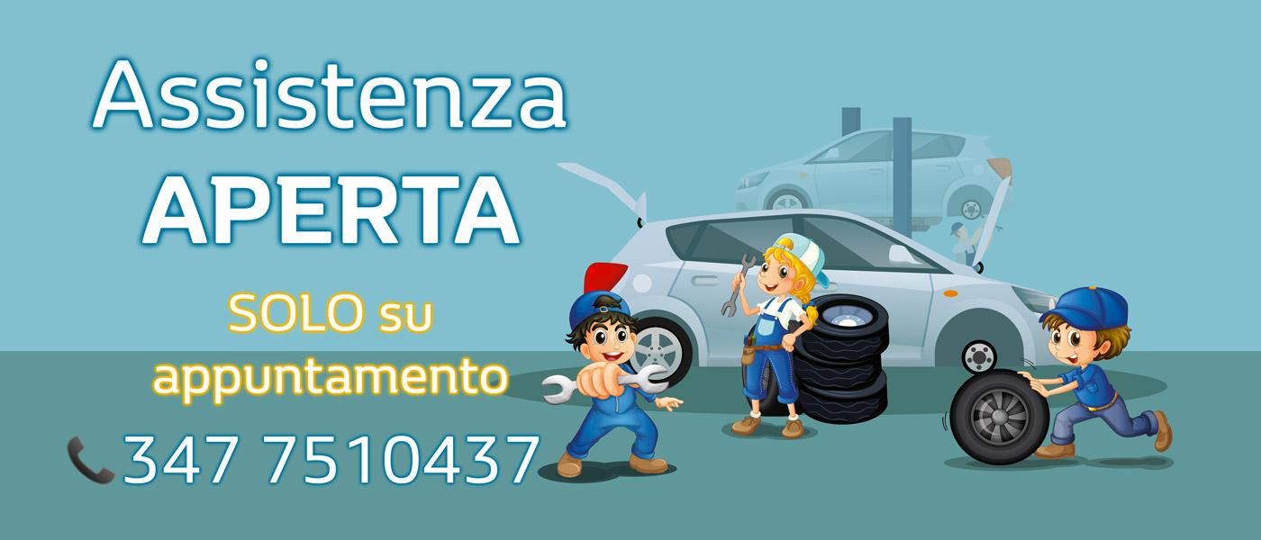 Assistenza aperta Messa T | Monza | Merate | Vimercate