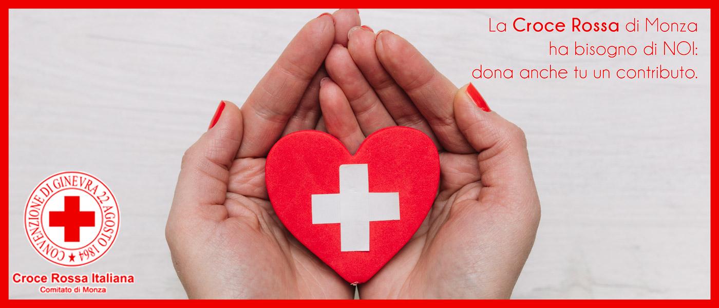 Raccolta fondi Croce Rossa Monza | Concessionaria Messa T.