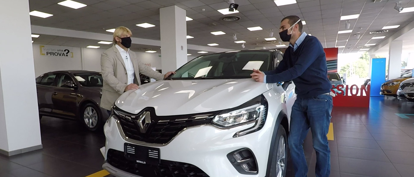 Gamma Dacia e Renault   Concessionaria Messa T