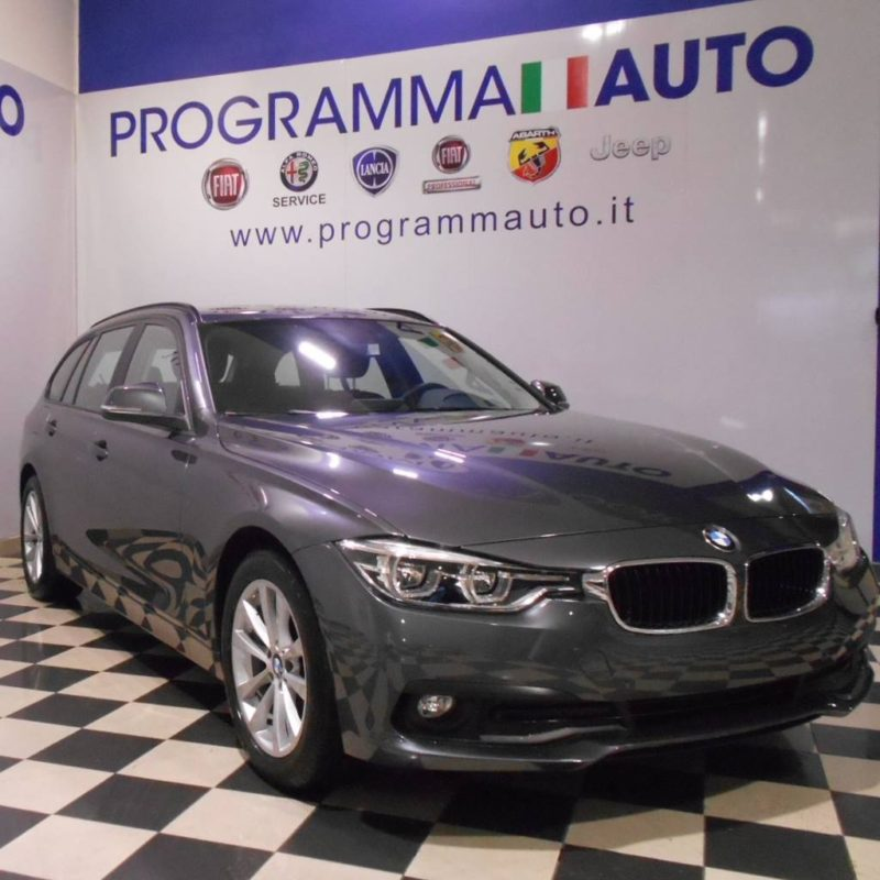BMW 320 TOURING D AUTOMATICO