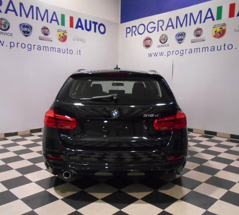 BMW 318 TOURING D AUTOMATICO
