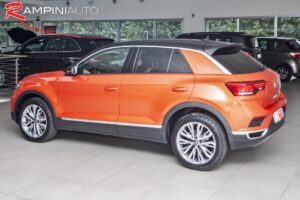 VOLKSWAGEN T-Roc 2.0 TDI SCR DSG 4MOTION Advanced KM 0