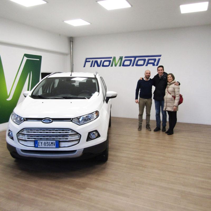 ford ecosport como finomotori