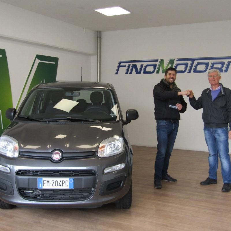Fiat Panda como finomotori