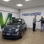 Fiat 500 lounge a como (fino mornasco)