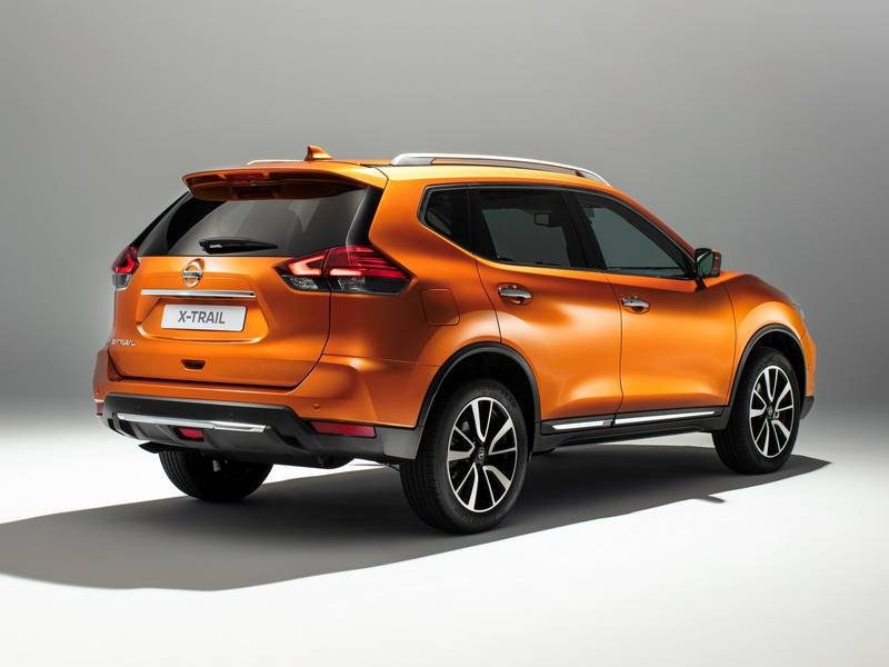 nissan-x-trail-rear