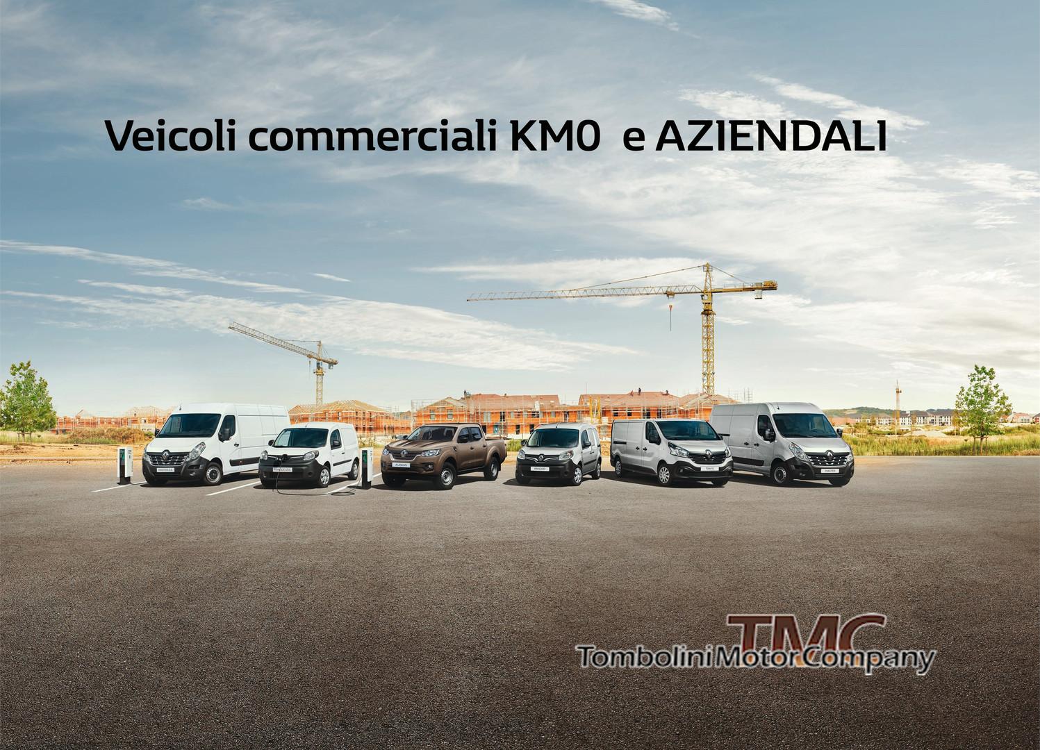 2018 - LCV range and LCV Z.E. range