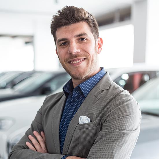 Stefano Barbaro - Consulente Commerciale Usato Mercedes e smart