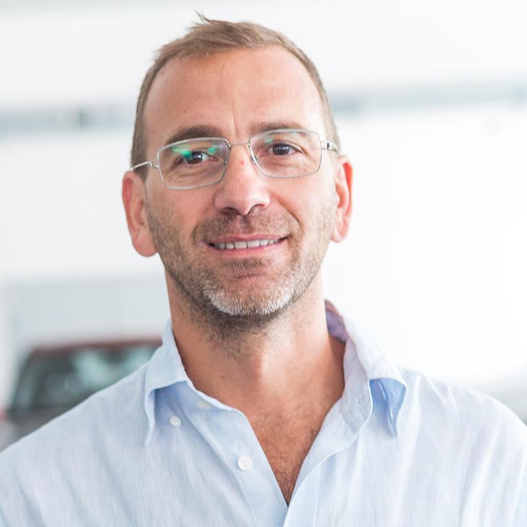 Marco Caselli Responsabile Service del Gruppo Formula 3