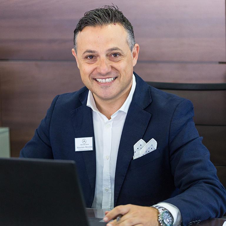 Maurizio Messina Consulente Commerciale Mercedes-Benz