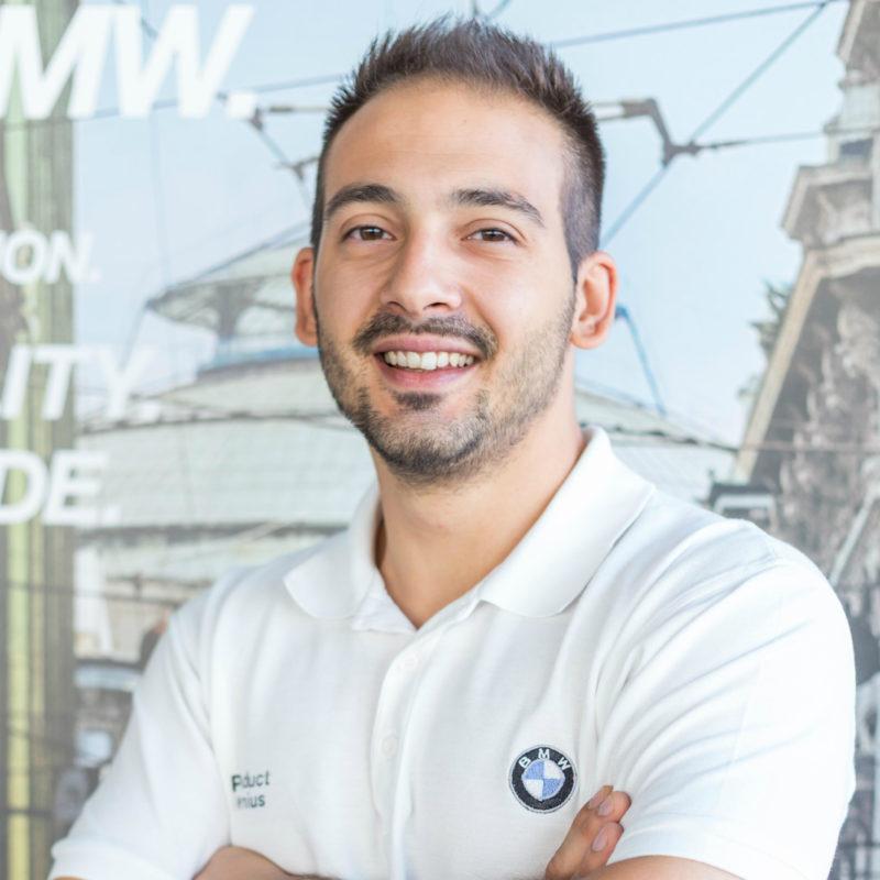 Paolo Fazio Consulente Commerciale Mini