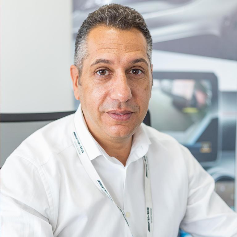 Salvatore Arena Consulente Commerciale Mercedes-Benz