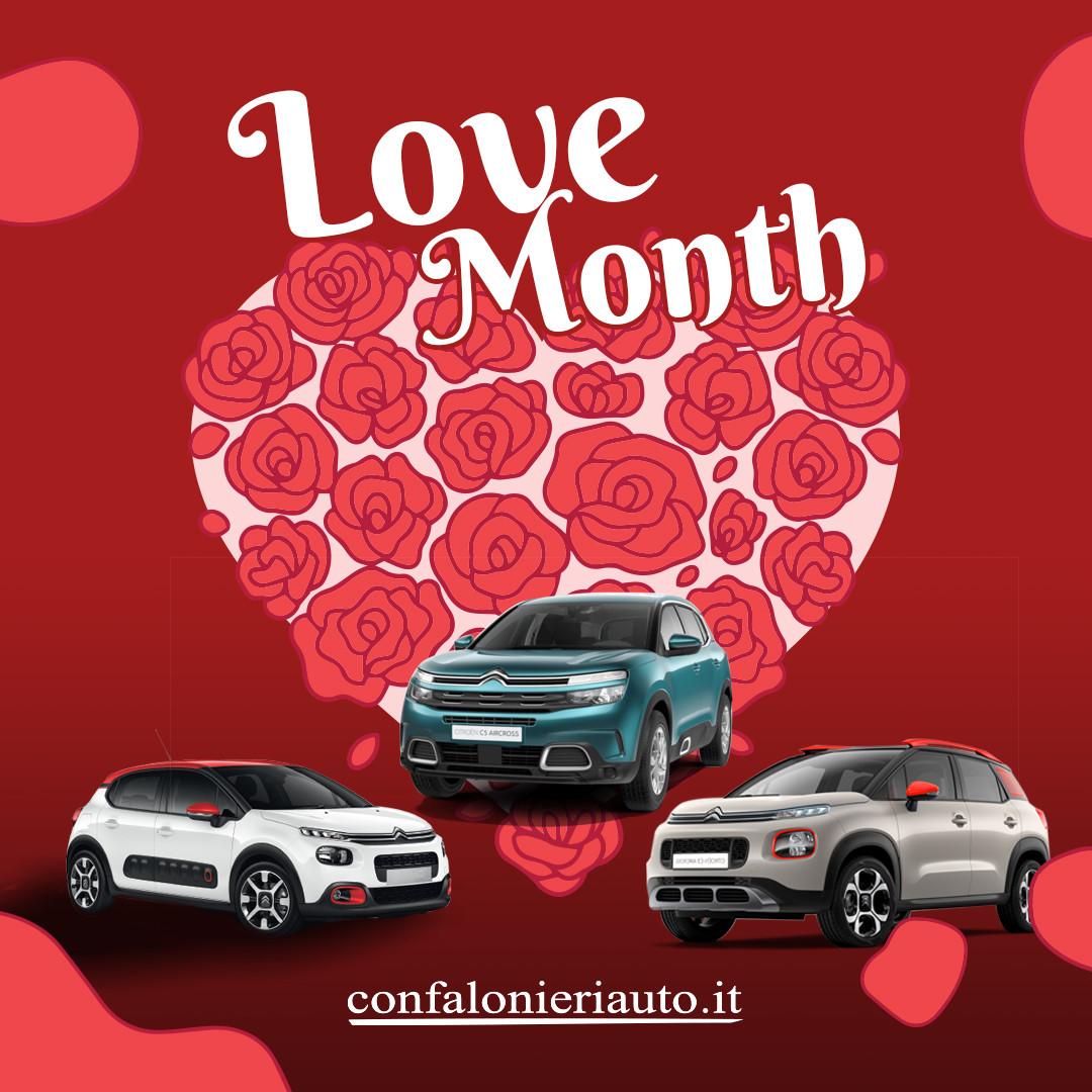 citroen-love-month