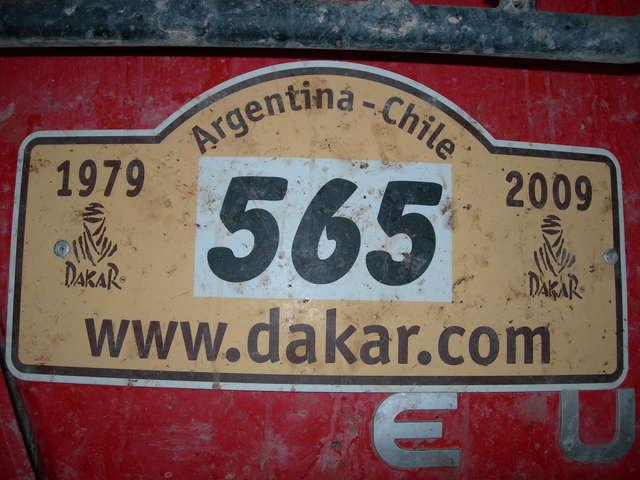 DakarPrepartenza