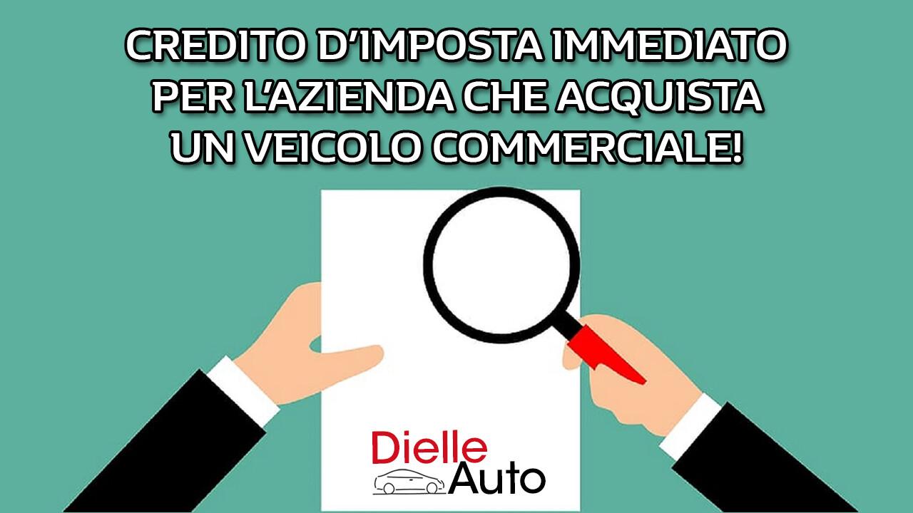 articolo-credito-di-imposta-immediato-per-le-aziende-che-acquistano-un-veicolo-commerciale