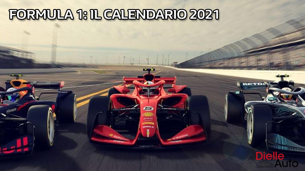 calendario mondiale formula 1 2021, formula 1 2021, gare mondiale formula 1 2021, ferrari 2021