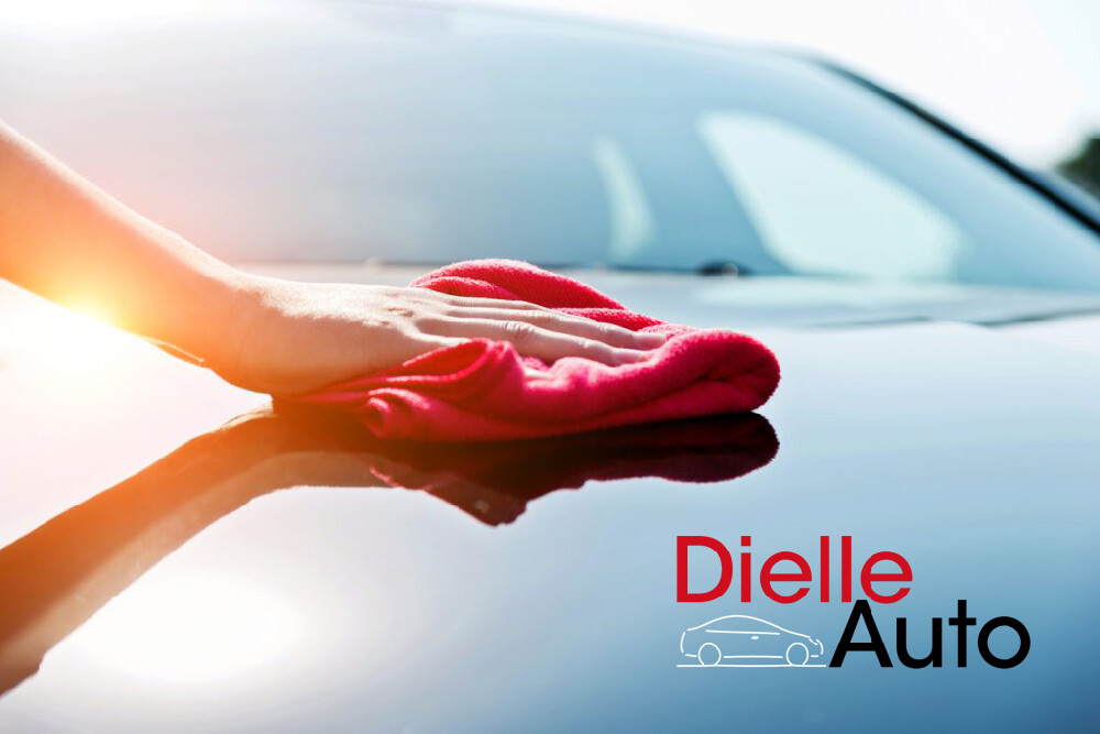 Come lavare l'auto Dielleauto