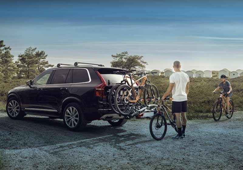 Anhängerkupplungsträger fahrrad träger auto fahrradtransport kollaudierung e-bike portabici auto autoplus bolzano bozen