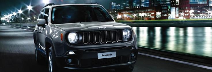 jeep renegade sport longitude limited
