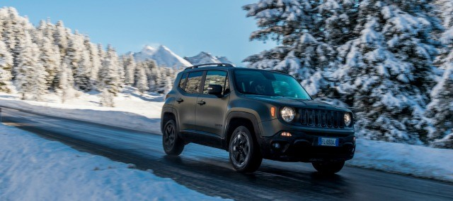 Jeep Renegade 2017 2018