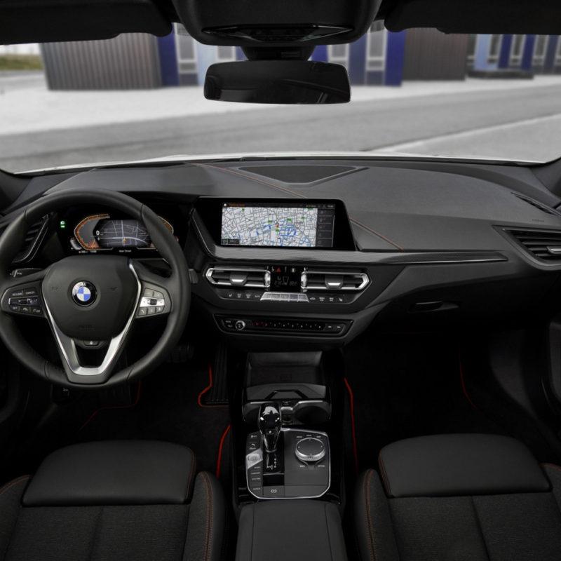 Nuova BMW Serie 1 - Interni