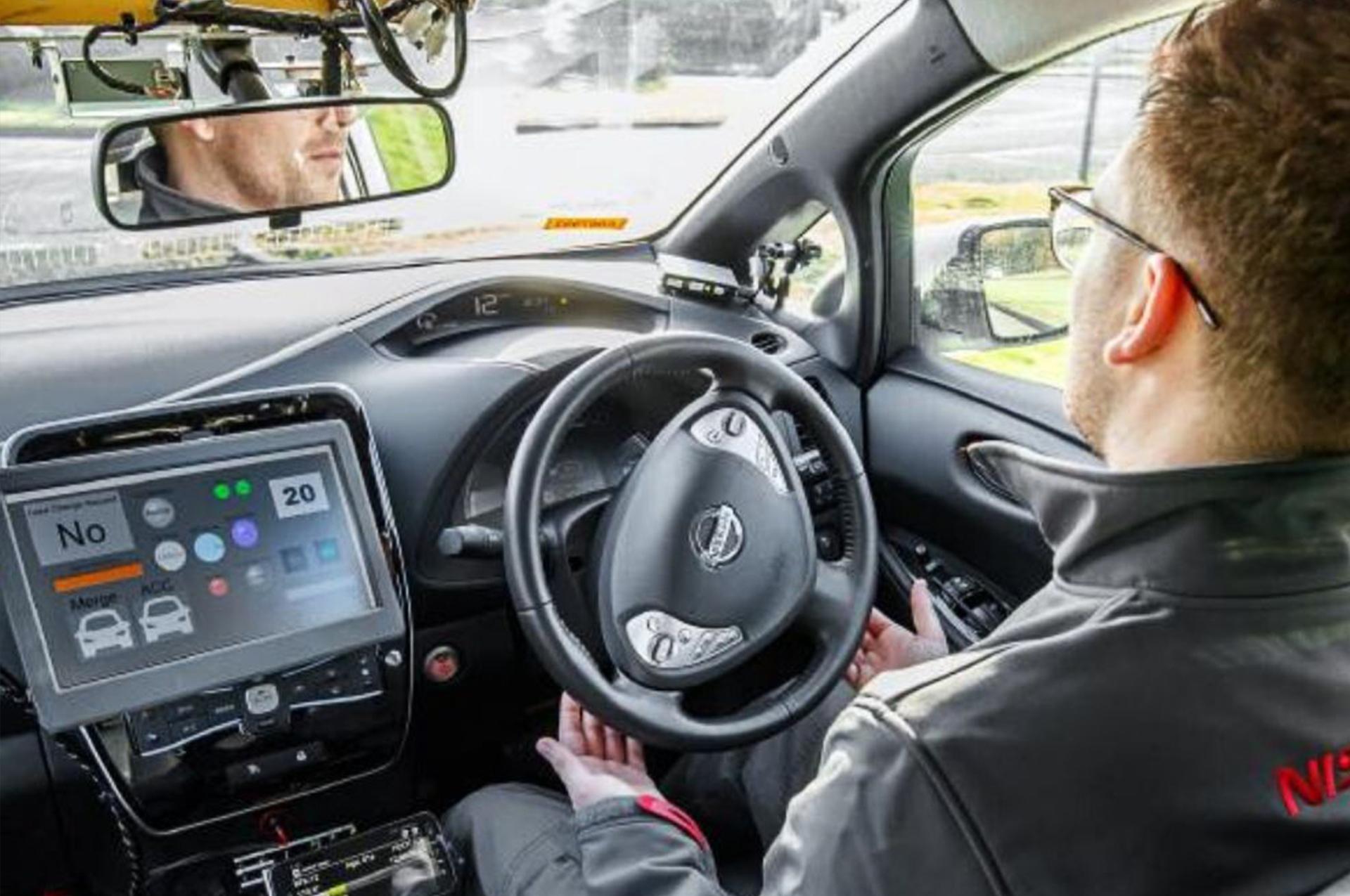 Equipaggiamento guida autonoma