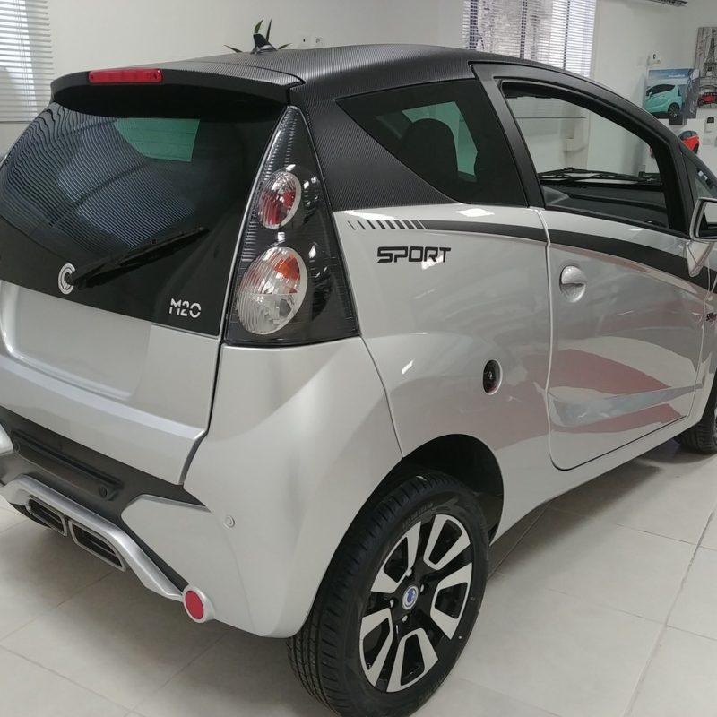 M20 Carbon Style