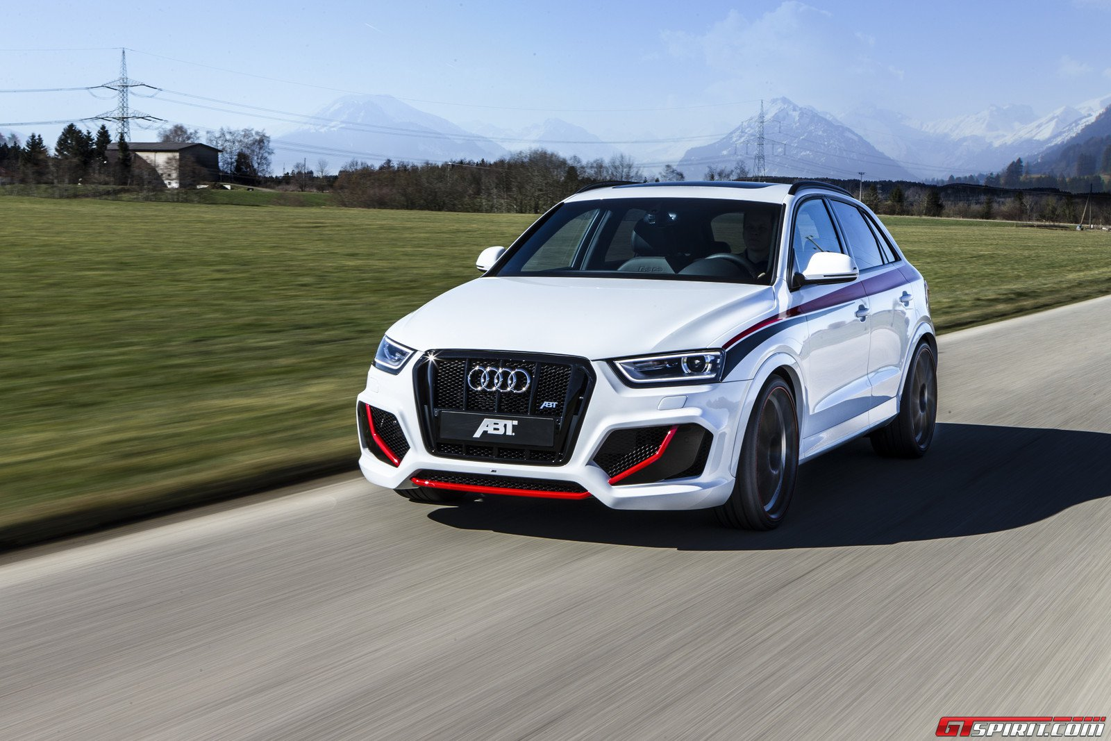 Audi Q3 by ABT Tuning