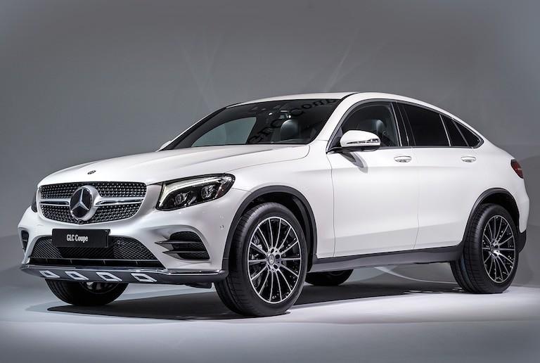 Mercedes-Benz GLC Coupè