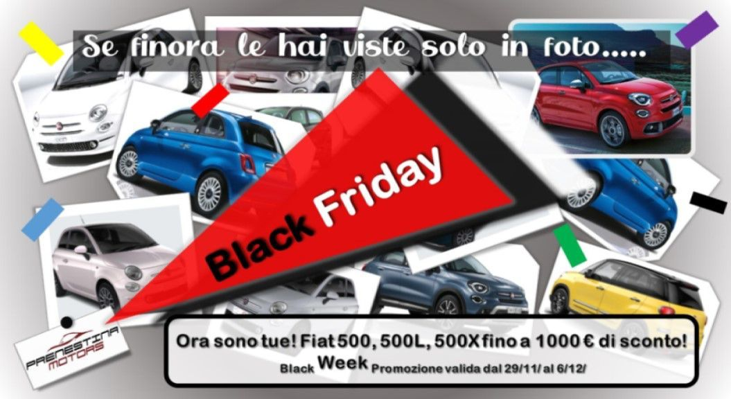 BLACK FRIDAY AUTO